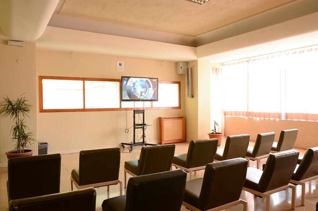 Sala TV Colegio Mayor Mendel