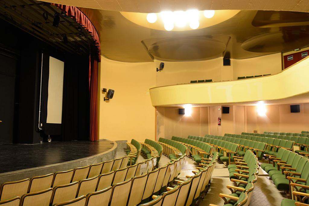 Teatro Colegio Mayor Mendel
